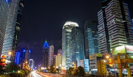 城市夜景亮化工程的作用及如何营造城市夜景?