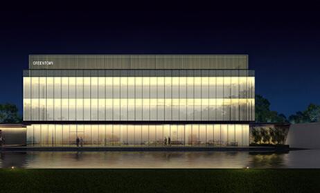 效果图 | 福州绿城杨柳郡泛光照明项目案例