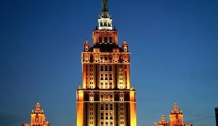 酒店亮化设计 | 亮度控制呈现酒店建筑层次感!