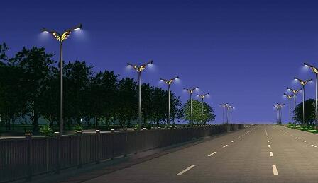 路灯亮化工程施工方案(全面剖析)