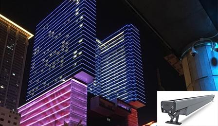 LED洗墙灯安装方法,LED洗墙灯安装方法详解