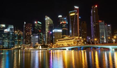 楼体亮化设计如何构建城市新地标与绚丽夜景?