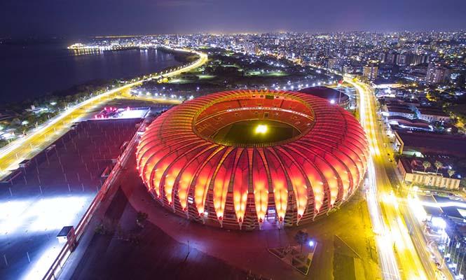 体育场馆照明