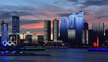 楼体LED亮化工程如何达到满意的夜景效果?