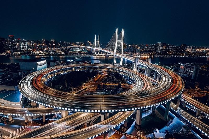 立交桥景观照明